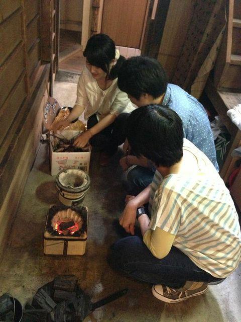 雲ヶ畑カフェ