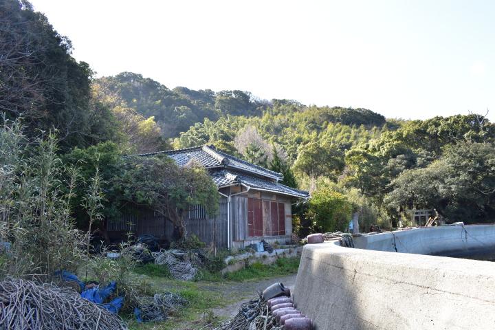 愛媛県上島町(旧弓削町) 豊島...