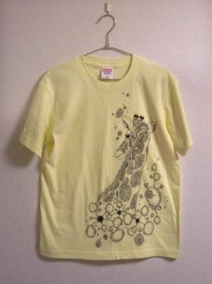 Tシャツ キリン