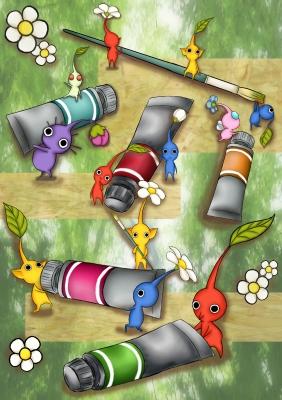 ピクミン (ゲームキャラクター)の画像 p1_18