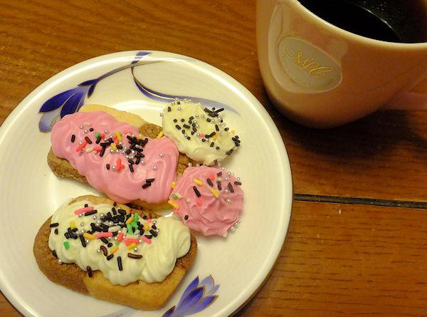 バレンタイン手作りチョコ