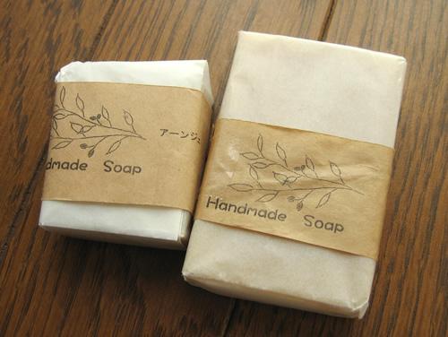 手作り石鹸 ハンドメイドソープ