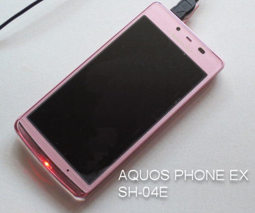 AQUOS PHONE SH-04E