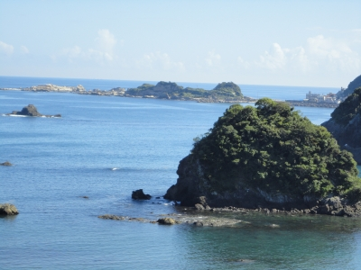 鴨川、松島