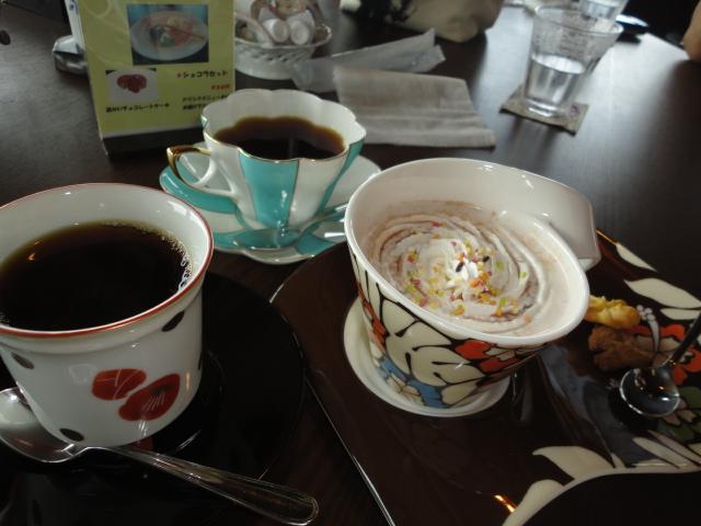 珈琲・カフェオレ