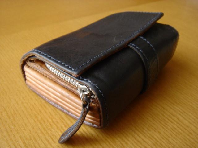フェリージの財布。