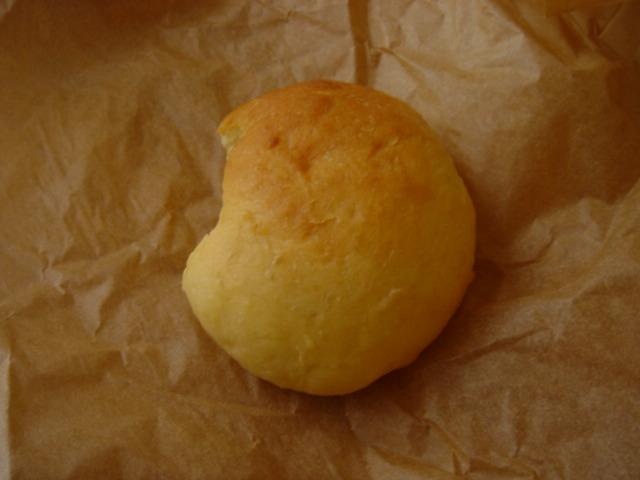 ひさびさぷちパン。