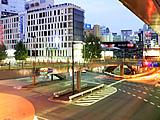 渋谷駅前バスターミナル