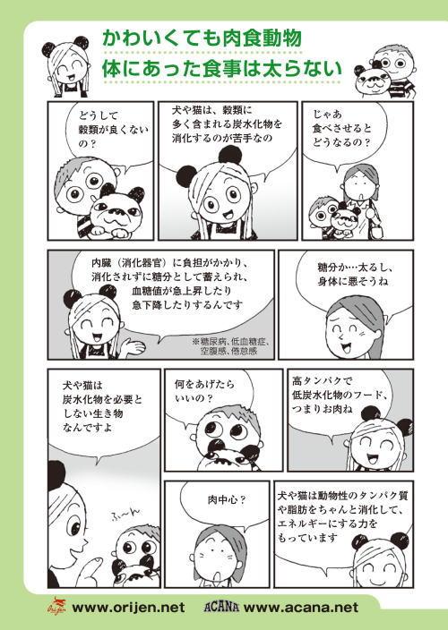 オリジン漫画 消化吸収編