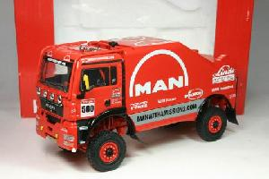 1/43 MAN Rally Team #500 Dakar 2009 H.ステイシー
