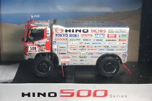1/43 AUTOart 日野レンジャー Dakar 2012 #508 菅原照仁