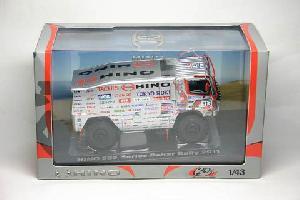 ノレブ 1/43 日野レンジャー Dakar 2011 #513 菅原義正