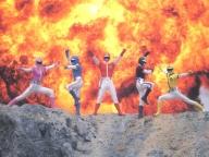 爆発!爆発!