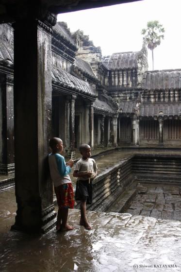 siem reap , CAMBODIA . 2009 summer-25