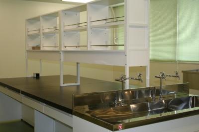新しい研究室