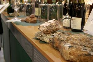 フランケンワインと岩石