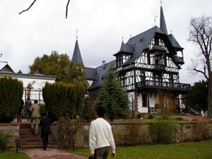 ヴァイルの屋敷