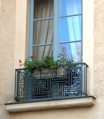 パリの窓1