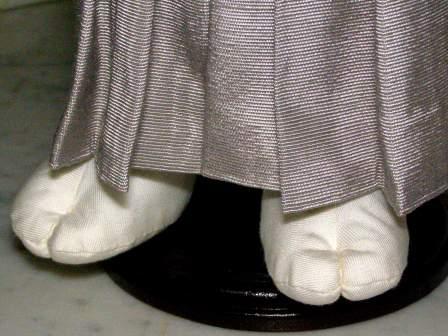 ウエディング・ドッグ(足袋)
