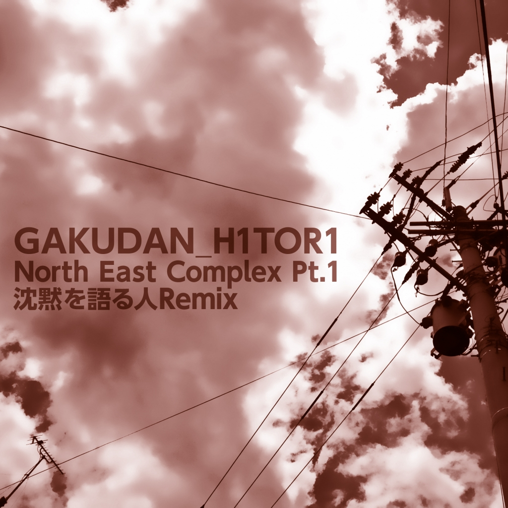 GAKUDAN_H1TOR1 / North East Complex Pt.1 (沈黙を語る人 Remix)