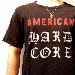 HARD CORE T SHIRT