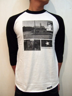 JFKK PHOTO RAGLAN T SHIRT