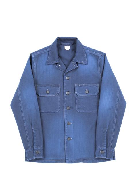 CTE-13S202  < Herringbone Jungle Jacket >