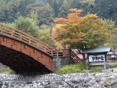 奈良井宿へ