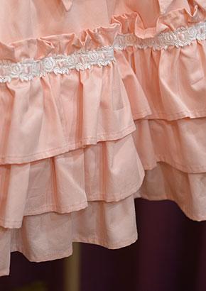 JSKスカート裾フリル
