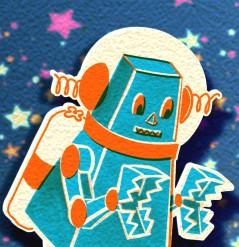 火星探査ロボットM-e1-088