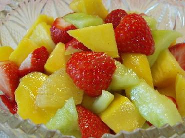 フルーツ・サラダ