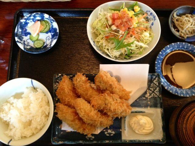 広島カキフライ