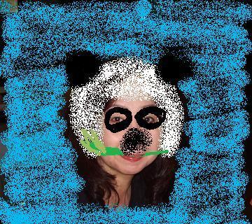まいど〜パンダだす♪