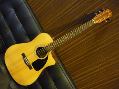 Fender エレアコ