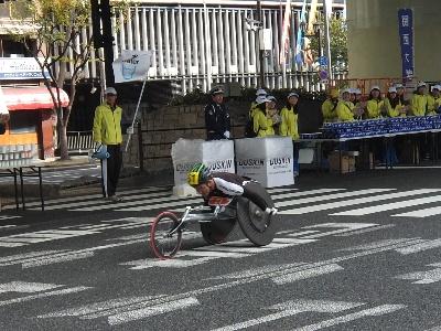 第六回大阪マラソン