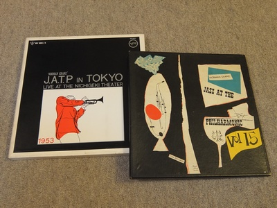 J.A.T.P. In Tokyo - Live At The Nichigeki Theatre 1953, Jazz At The Philharmonic - Norman Granz Jazz At The Philharmonic Vol.15