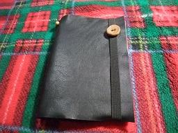 手帳カバー・1