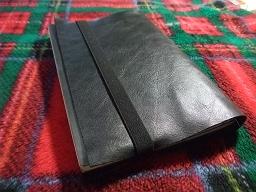 手帳カバー・2