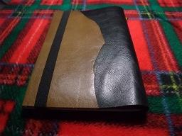 手帳カバー・5