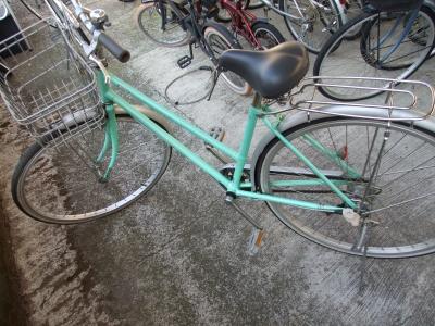 自転車の 自転車 中古 激安 神奈川県 : こちらは27インチとなります