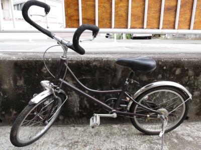 ブラウン ミニサイクル 20in ¥ ...