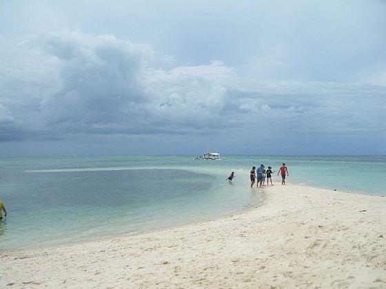 ビーチリゾートとして有名なセブ島