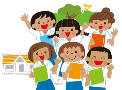 アジア 子ども 子供 イラスト