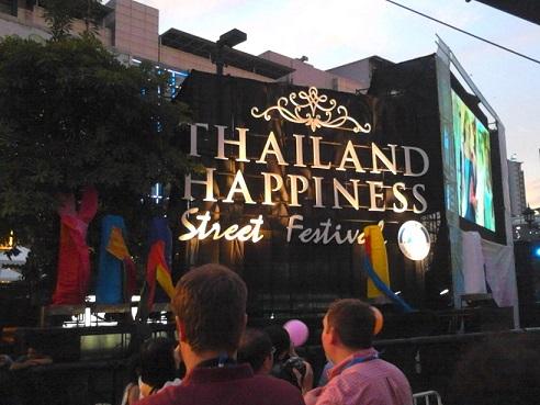 thailand street festival