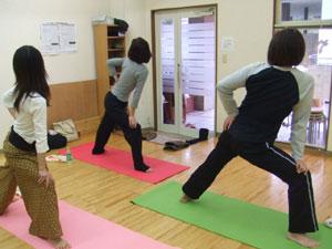 タイヨガルーシー西京極教室