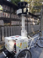 Google map Street View 人力車発見