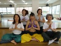 タイヨガルーシー茨木教室