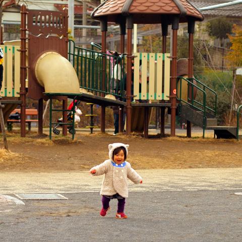 北馬込わくわく公園