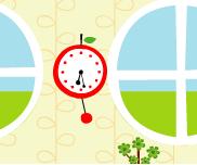 リンゴ時計