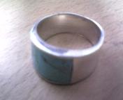 まみちゃん指輪。